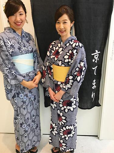 Yukata rental